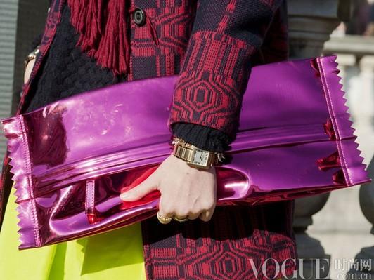 趋势风向标 潮人都戴什么表 - VOGUE时尚网 - VOGUE时尚网