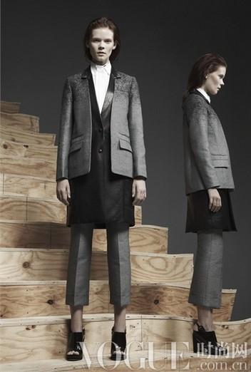 10招完美穿搭露踝裤 - VOGUE时尚网 - VOGUE时尚网