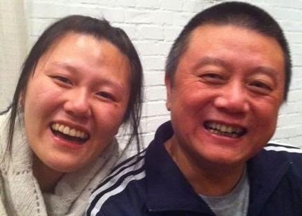 王朔女儿大婚, 样貌清秀似父亲(组图) - 遇果林 - 遇果林-原生态博客