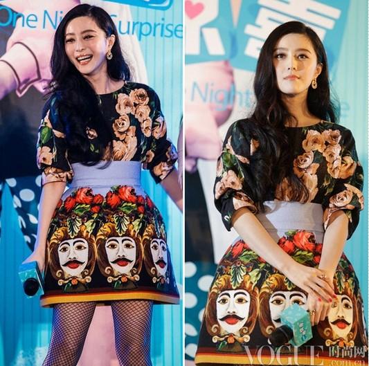 范冰冰宣传全程大牌赞助 - VOGUE时尚网 - VOGUE时尚网