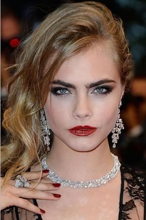 10位明星示范粗眉妆如何画 - VOGUE时尚网 - VOGUE时尚网