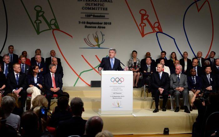 托马斯-巴赫当选国际奥委会第九任主席