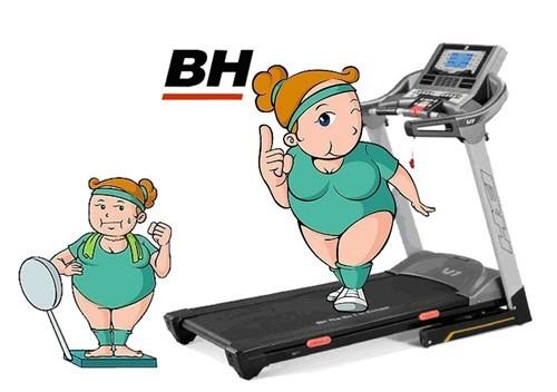 懒人跑步机减肥大作战玉波减肥图片