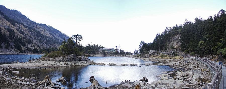 螺髻山奇峰秀水,邛海边暮色迷人--川南游之十三 - 侠义客 - 伊大成 的博客