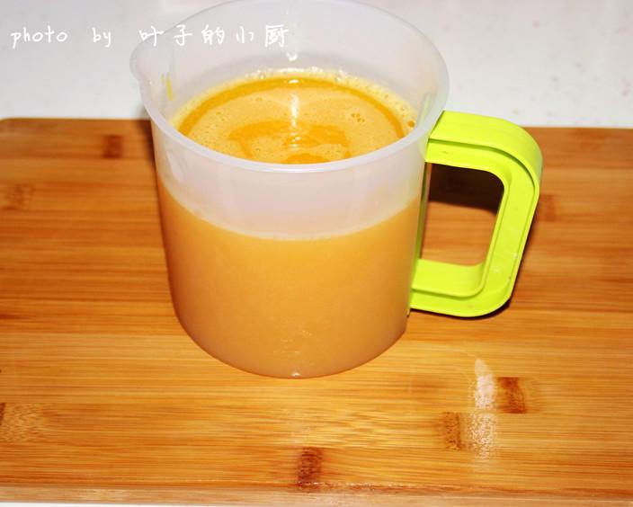 【不开火】---芒果汁 - 叶子 - 叶子的小厨