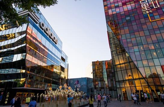 三里屯——北京的时尚街区图片