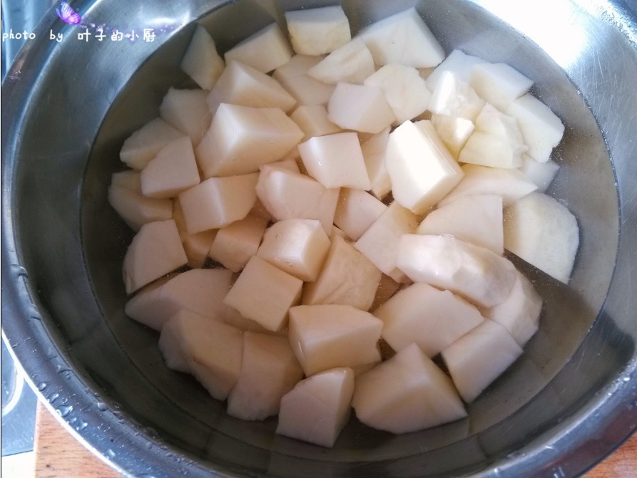 孜然锅巴土豆 - 叶子 - 叶子的小厨