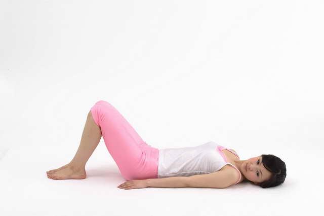 产后修复瑜伽