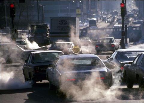 刘植荣:向PM2.5宣战,路在何方? - 刘植荣 - 刘植荣的博客
