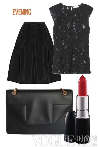 超好搭A字裙 偷懒也能有型 - VOGUE时尚网 - VOGUE时尚网