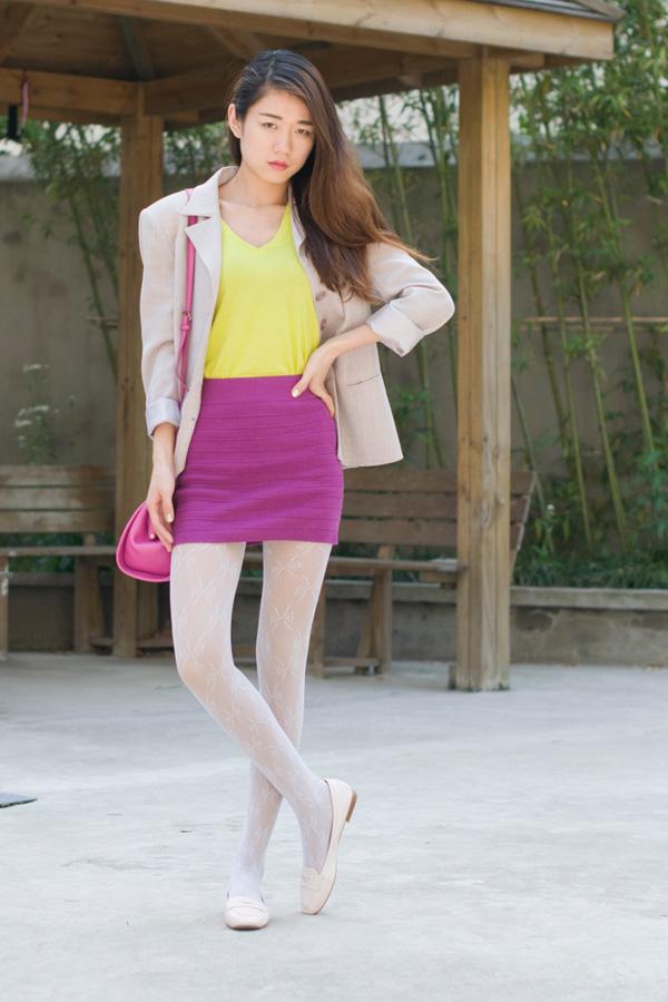 【Ava搭配周记】搭配中的亮色运用 - AvaFoo - Avas Fashion Blog