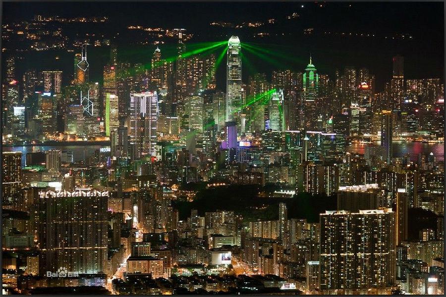 维多利亚港灯光表演_美丽的维多利亚港-随喜梦飞-搜狐博客