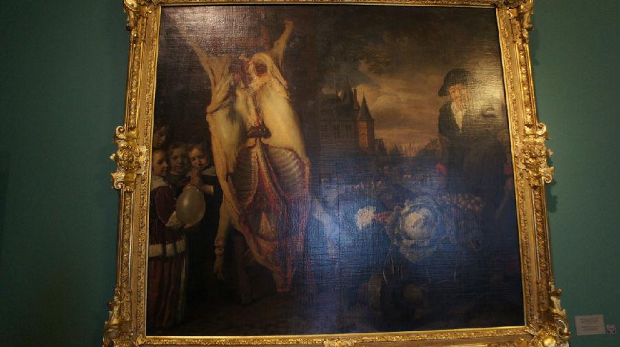俄罗斯行23:冬宫里那些名家绘画作品 - 余昌国 - 我的博客
