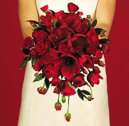 新娘手捧花个人手工制作方法