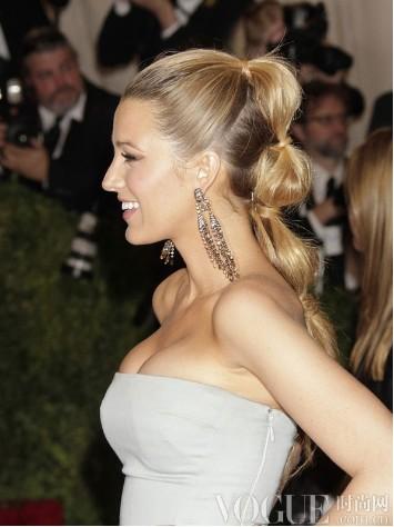 时装奥斯卡红毯妆容发型盘点 - VOGUE时尚网 - VOGUE时尚网