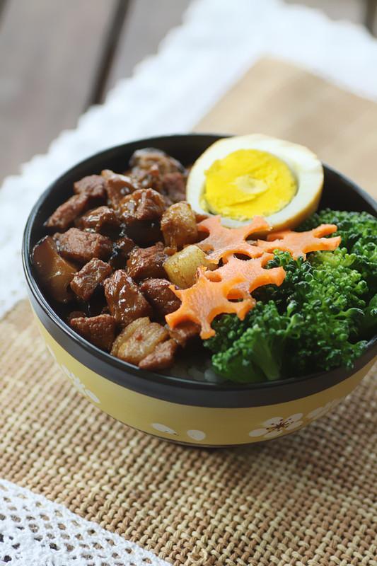 自家做最实惠【香菇卤肉饭】 - 慢生活美食客 - 慢生活美食客