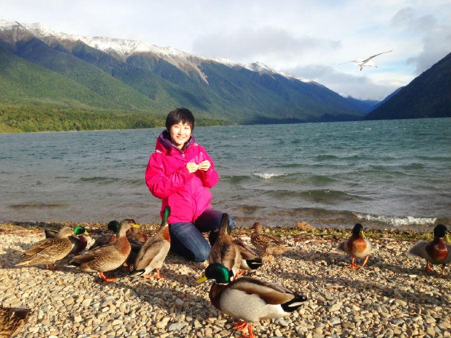 《新西兰南岛,不想跟团想自己走,请给我一个行程.