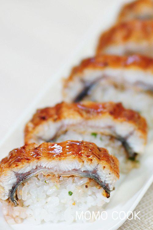简单,简单!家庭制做日式烤鳗鱼寿司 - 慢生活美食客 - 慢生活美食客