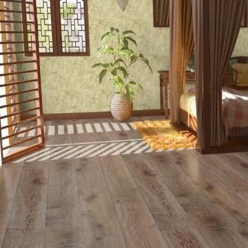 木地板颜色如何与家居风格协调