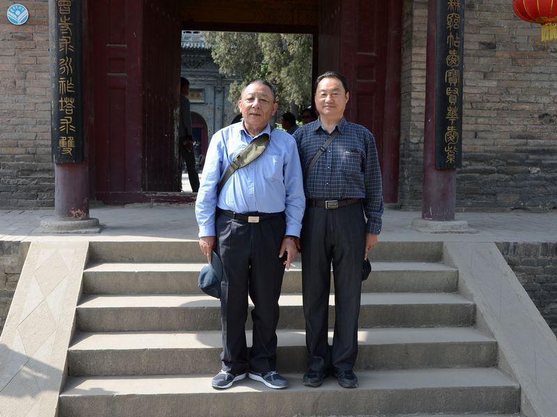 晋善晋美 山西游 之二 游览双塔寺