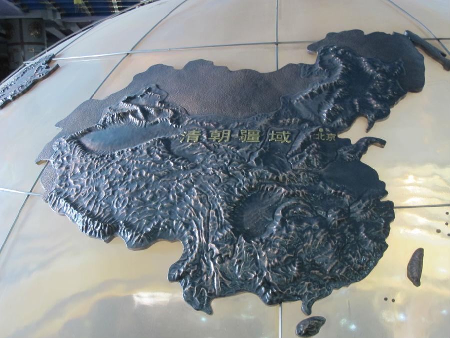山西/从版图上看,疆域最大的时期就是元朝,在铁木真的率领下,元朝...