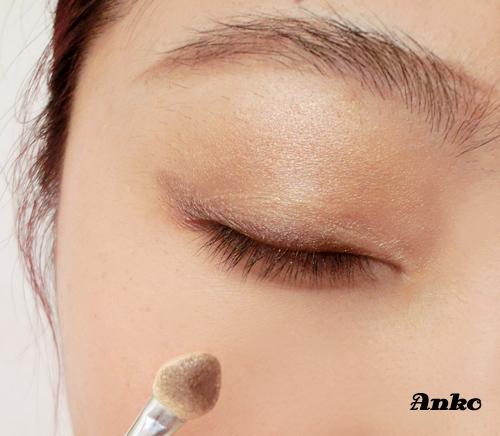 无眼线依然闪烁大眼妆 - Anko - Anko