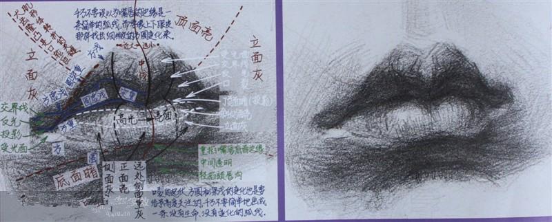 奥特曼简单画法 - 素描玫瑰花画法步骤