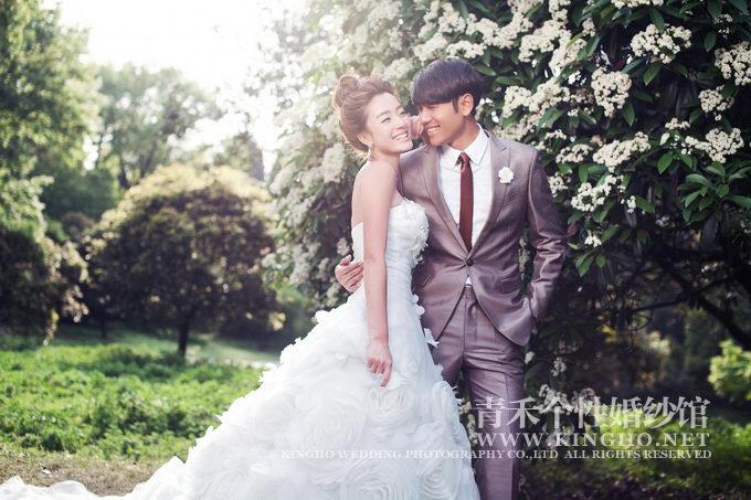 武汉青禾婚纱摄影