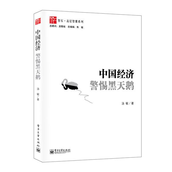 """汤敏:潜伏的""""黑天鹅"""" 中国经济四大风险 - 汤敏 - 汤敏的博客"""