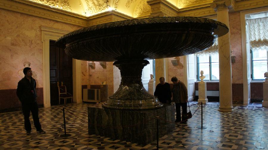 俄罗斯行24:冬宫里那些精彩展厅 - 余昌国 - 我的博客