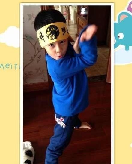 歌手孙悦6岁儿子最新可爱生活照曝光(组图) - 中国娃娃 - 在路上,只为温暖我的人