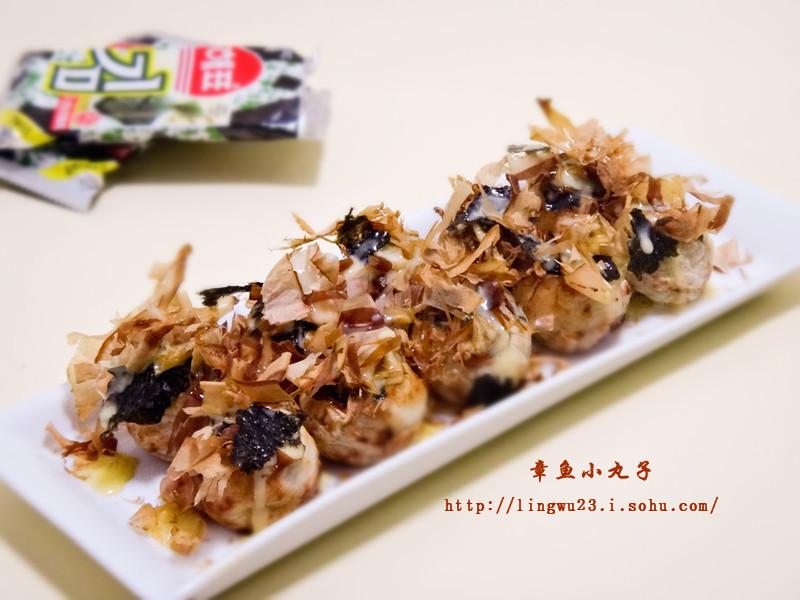 在家自制超人气的知名小吃【章鱼小丸子】 - 慢生活美食客 - 慢生活美食客