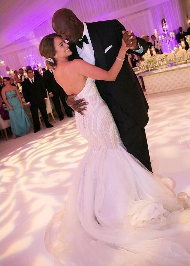 50岁乔丹奢华再婚,迎娶古巴名模(图) - 遇果林 - 遇果林-原生态博客