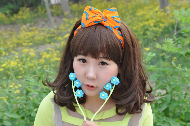 妖精边儿——打造紧致小v脸妆容和秘诀 - heheweilong - 妖精边儿的博客