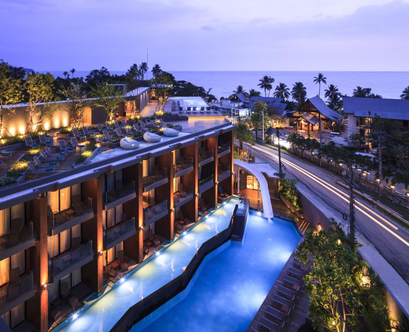 泰国象岛格兰德温泉度假酒店 kc grande resort&spa