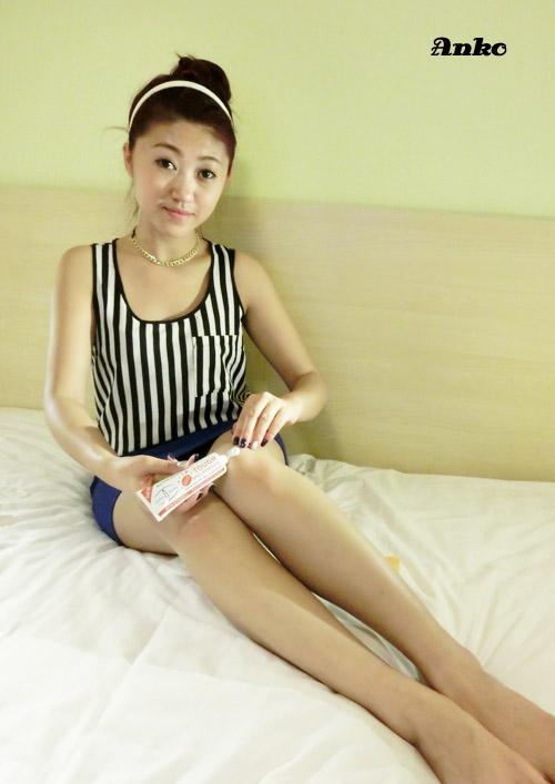 重视护理肘部和膝盖的去黑美白 - Anko - Anko