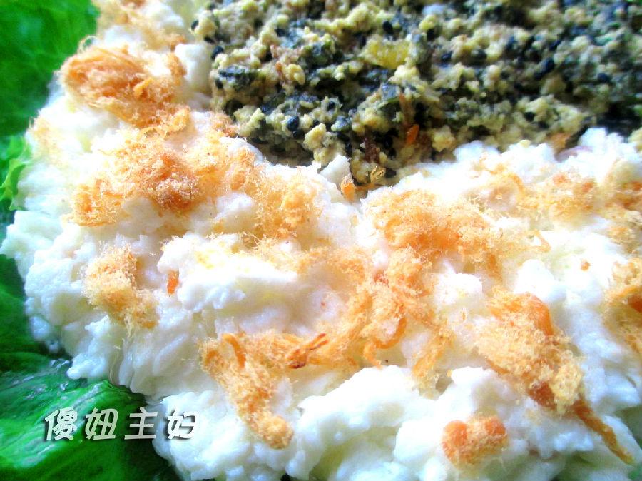 [3分钟快手菜]太极芙蓉蛋---鲜香软嫩的快手菜 - 慢生活美食客 - 慢生活美食客