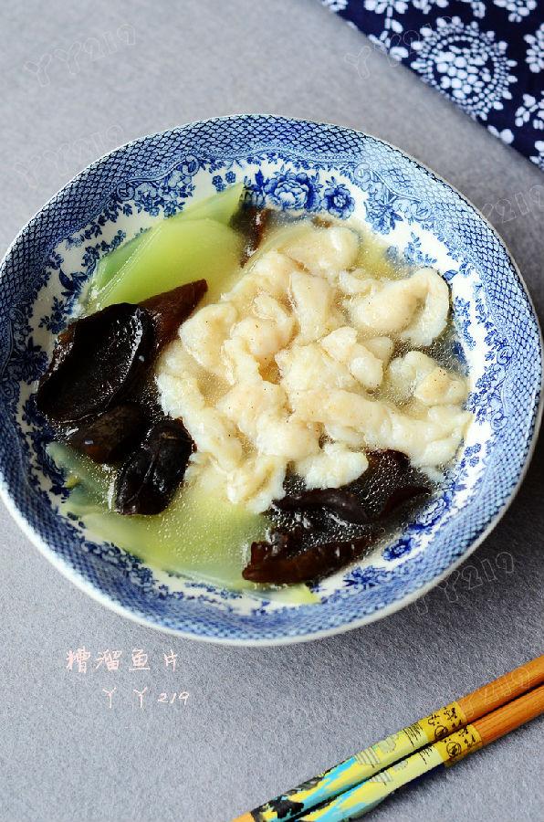 鲜香爽滑的鱼片吃法——【糟溜鱼片】 - 慢生活美食客 - 慢生活美食客