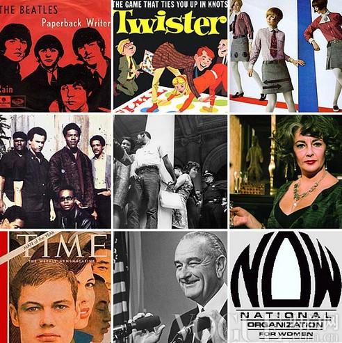 《广告狂人》回顾60年代的美国 - VOGUE时尚网 - VOGUE时尚网