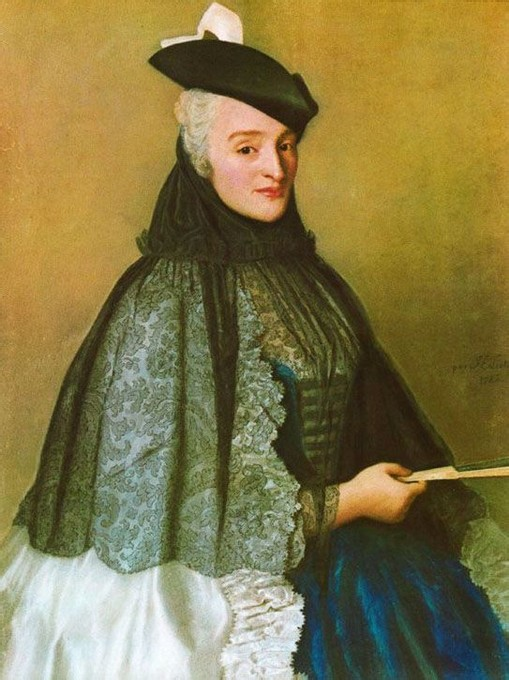 18世纪欧洲宫廷_18世纪欧洲服饰大全_18世纪欧洲服饰汇总