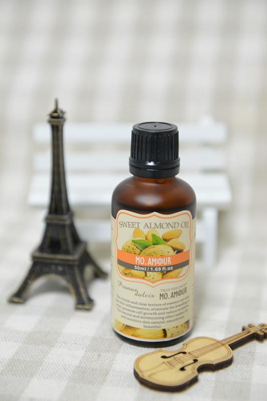 【小一】唤醒植物魔力,一瓶甜杏仁油的N多用法 - 小一 - 袁一诺vivian