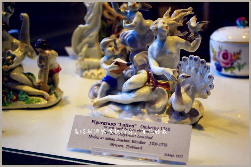 在北欧看到的清代裸女瓷器 - 盖昭华 - 盖昭华的博客