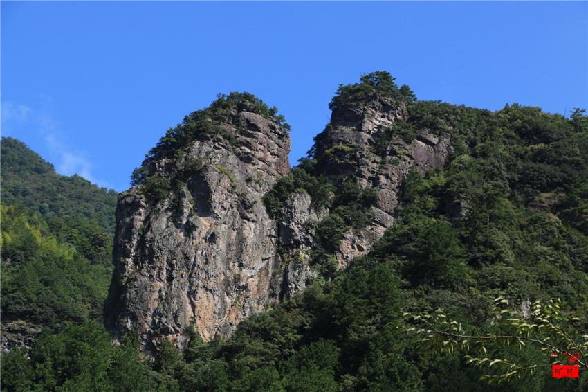 佛子山景区,位于鹫峰山脉北段,闽北政和县洋屯乡境内.