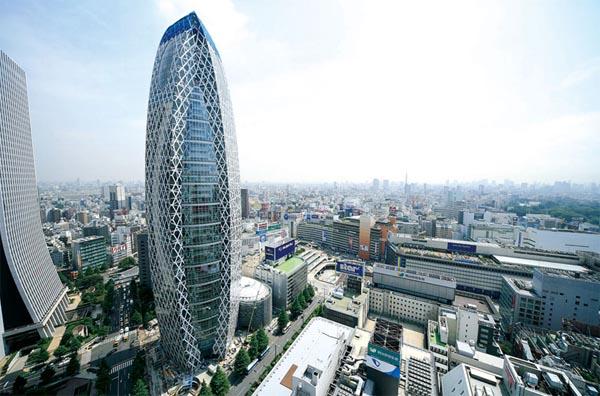 沈阳远大铝业工程有限公司,代表作有: 广州珠江新城西塔 (广州国际