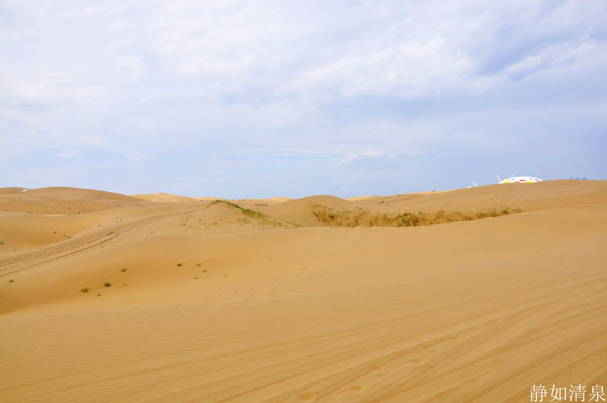 鄂尔多斯响沙湾沙漠 - 国防绿 - ★☆★国防绿JL★☆★