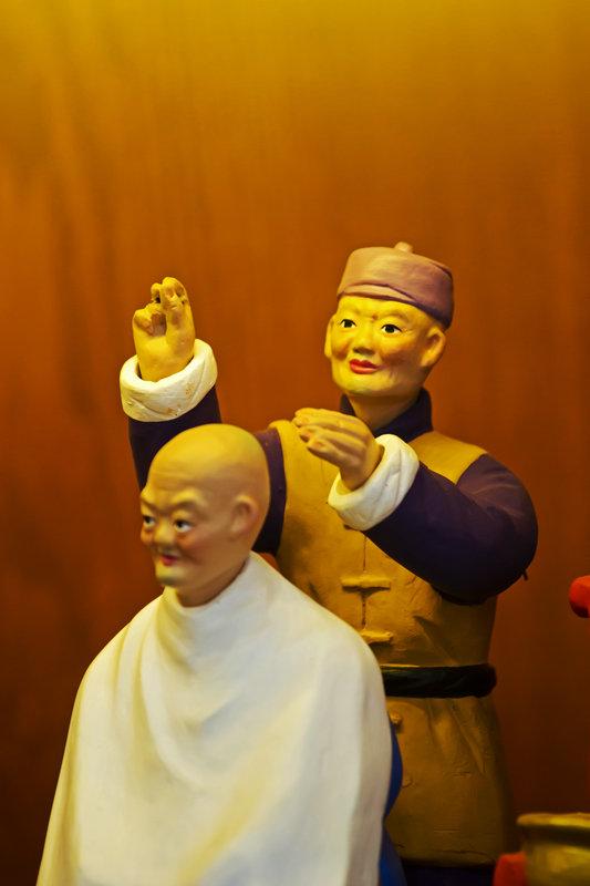游博会看民族服饰,工美艺苑异宝奇珍 - 侠义客 - 伊大成 的博客