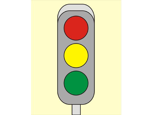 请你尝试以记忆画的形式绘出红绿灯下有趣的场景. 我们的作品