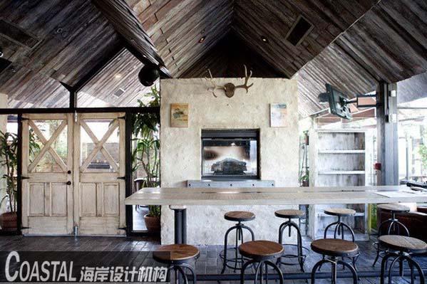 咖啡厅设计特写元素分享展示