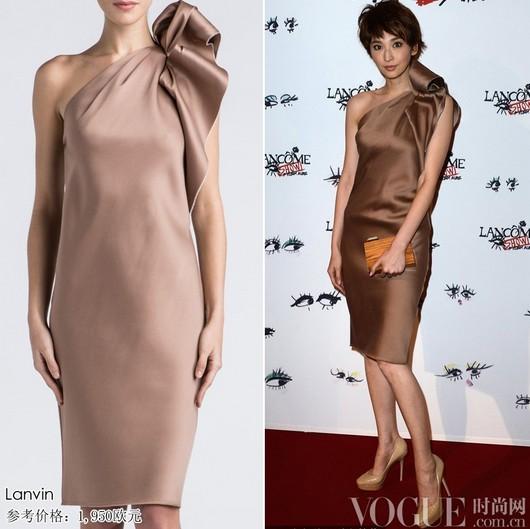 华语女星争艳高定时装周 - VOGUE时尚网 - VOGUE时尚网