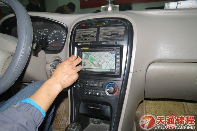 石家庄起亚远舰升级恒晨专用车载DVD导航一体机倒车影像行车记录仪高清图片